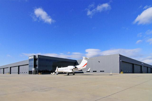 Hangar Door Solutions Tip Up Canopy Doors